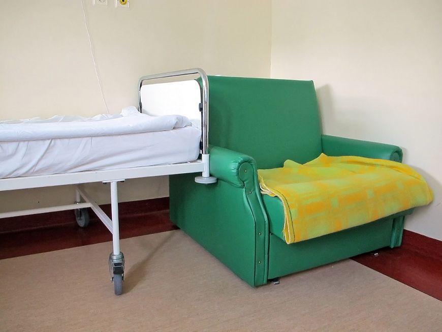 Sofa w sali pobytowej