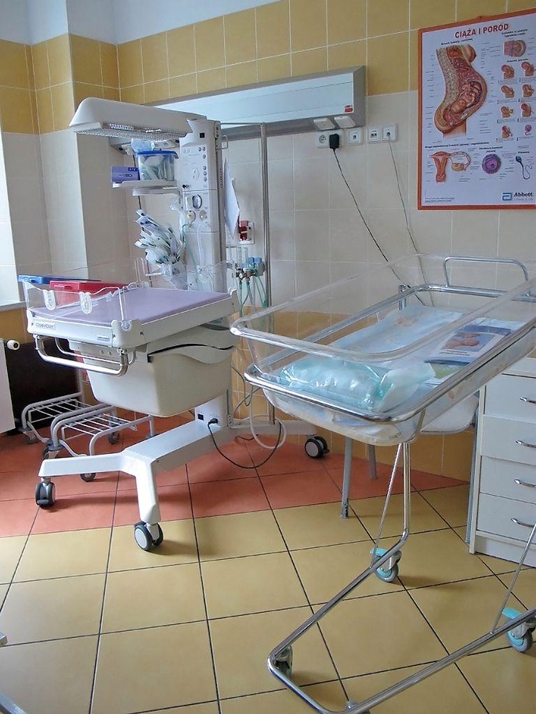 Stanowiska dla noworodków