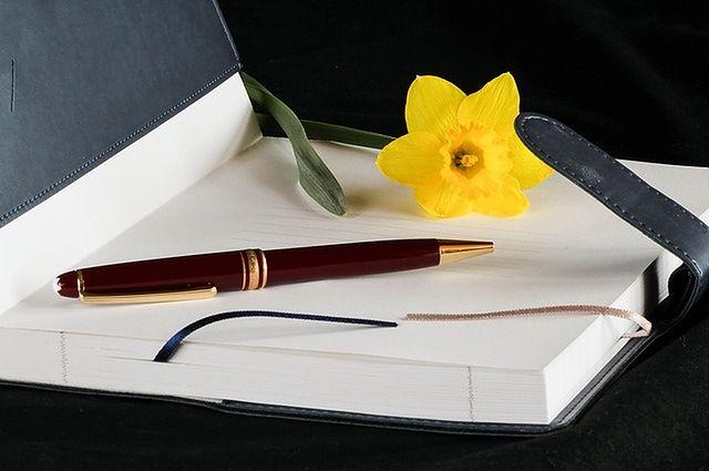 Zapisuj uczucia w dzienniku