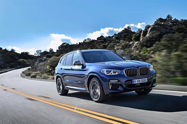 Premiera nowego BMW X3 (2017)