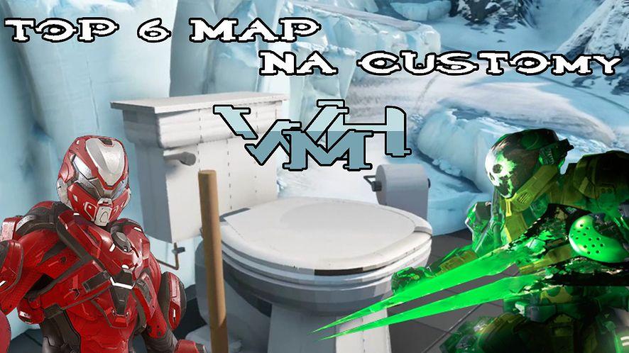 Top 6 map na customy w Halo 5: Guardians