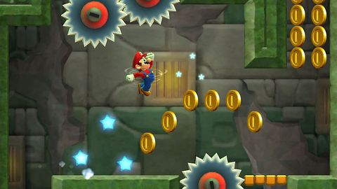 Super Mario Run - niby z gracją biegnie, ale na razie niepewną ścieżką