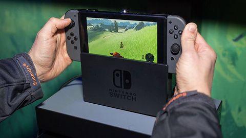 Lista gier startowych dla Nintendo Switch