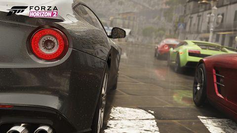 Forza Horizon 2 obsłuży Kinecta