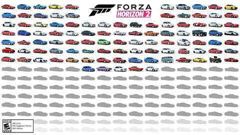 Forza Horizon 2 - pierwsza setka samochodów ujawniona