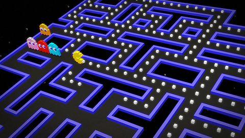 Twórcy Crossy Road biorą się za Pac-Mana