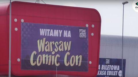 Warsaw Comic Con / Good Game Expo pierwszy rzut Gamespottingowym okiem