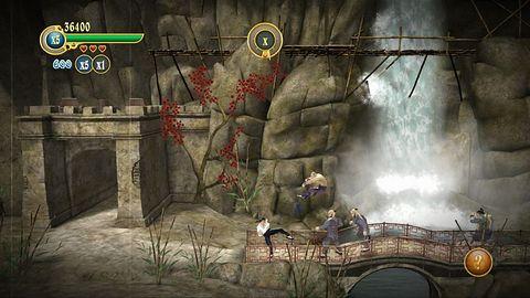 Invincible Tiger: The Legend of Han Tao zmierza na PSN i XBLA