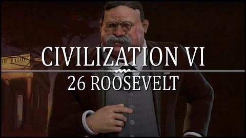 Seria Civilization VI - 26 - Wystrzeliliśmy satelitę!