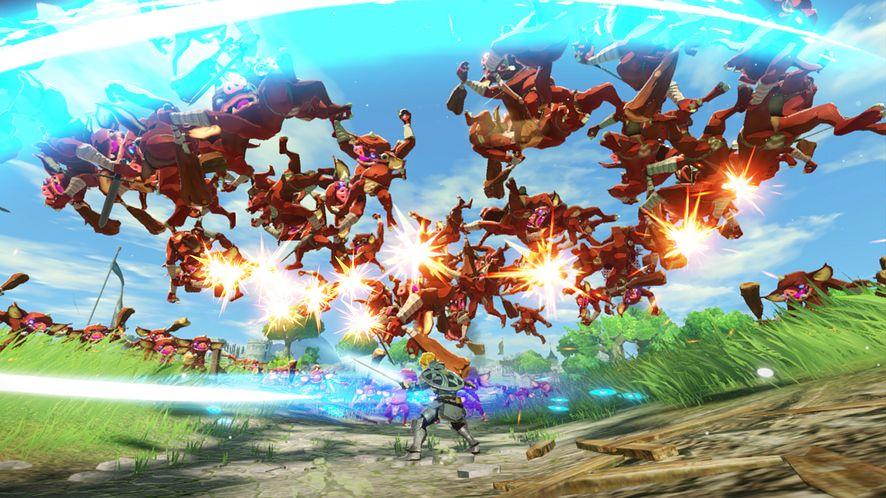 """Czekacie na Legend of Zelda: Breath of the Wild 2? Nintendo ma dla was prequel """"jedynki"""""""