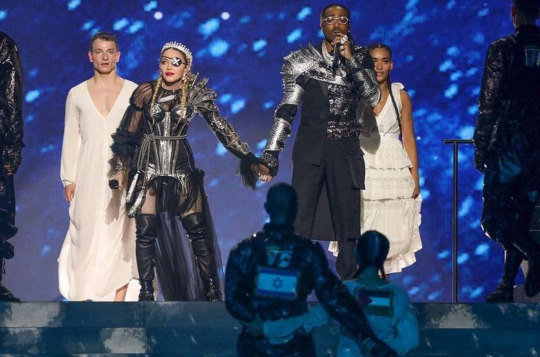 Eurowizja 2019. Organizatorzy ostrzegali Madonnę. Zrobiła po swojemu