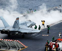 Incydent nad Pacyfikiem. Amerykańskie myśliwce eskortowały rosyjskie bombowce
