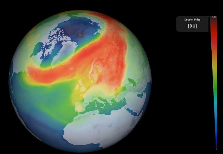 Dziura ozonowa na Antarktydzie ma towarzystwo. Druga pojawiła się nad Arktyką