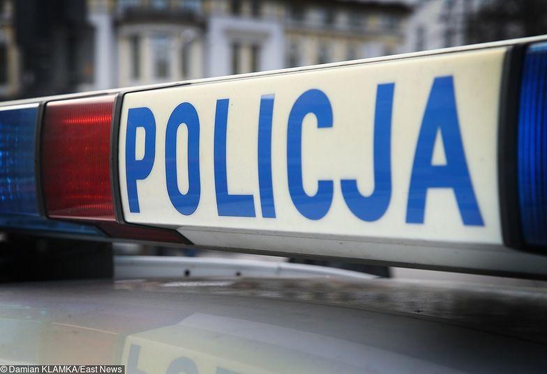 Mężczyzna groził i wymachiwał nożem. Przedwyborczy incydent w Bielsku-Białej