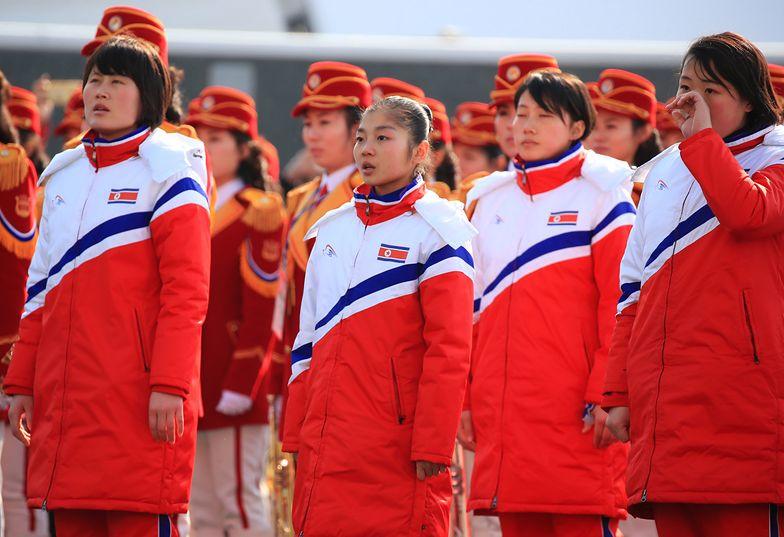 Sportowcy Kim Dzong Una unieśli się honorem. Nie chcieli smartfonów od Samsunga