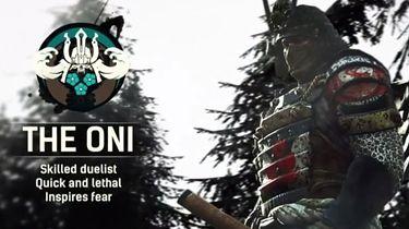 Przyjrzyjmy się bliżej samurajom z For Honor