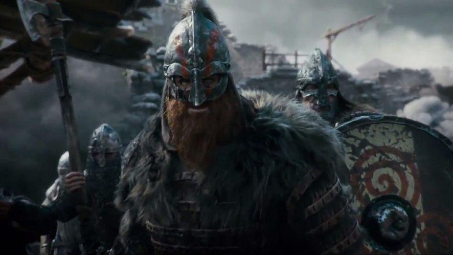 Przez wieki z mieczem w dłoni i kumplami u boku - For Honor to nowa marka Ubisoftu