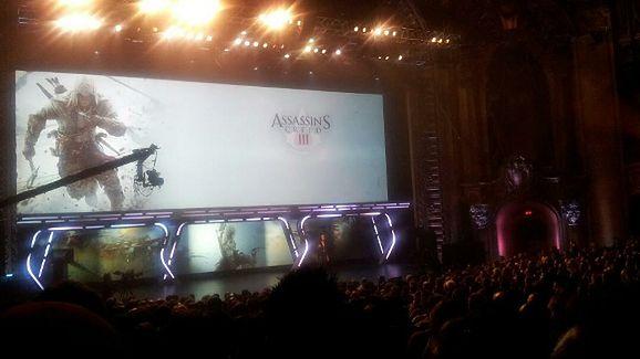 [E3 2012] Kontynuacje sprawdzonych hitów, wielkie powroty i wielkie zaskoczenie - podsumowanie konferencji Ubisoftu