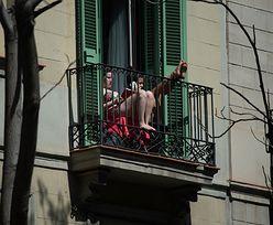 Epidemia koronawiura w domu. Czego nie robić na balkonie podczas kwarantanny?