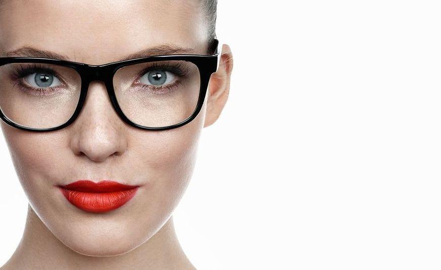 Najlepszy makijaż dla okularnicy