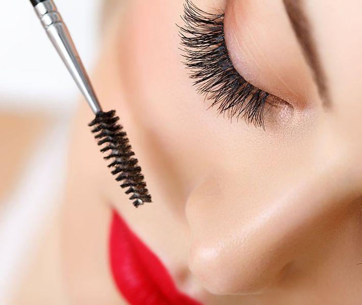 Naturalny makijaż oka