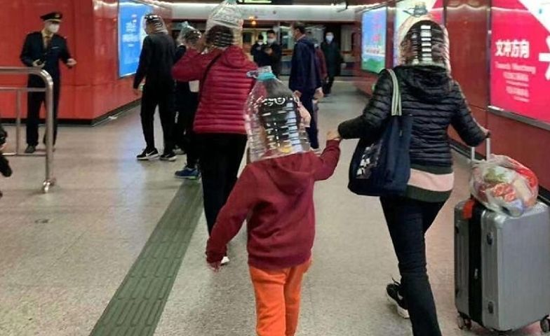 W Chinach brakuje już masek ochronnych