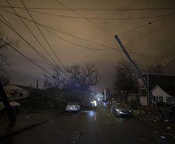 USA. Tornado w Nashville. Są ofiary śmiertelne