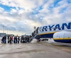 Pasażerowie Ryanaira zamiast 3 godzin lecieli dobę. Wylądowali w innym kraju
