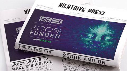 Zremasterowany System Shock na pewno powstanie! Gracze zebrali całą potrzebną sumę