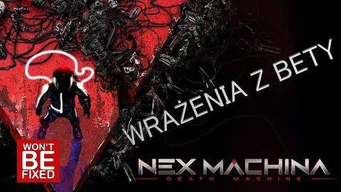 Nex Machina (beta) - Neonowy retro szał! - Czy warto czekać? [PC, PS4]