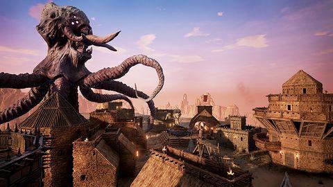 Rocznicę wydania Conan Exiles twórcy świętują w klimatach Lovecrafta