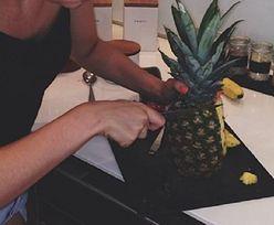 Wszyscy robimy to źle. Internauta ujawnił prawdę o ananasach