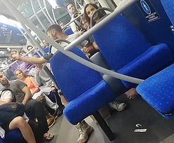"""Atak na Polaka w brytyjskim autobusie. """"Wracaj do pie****onej Polski"""""""