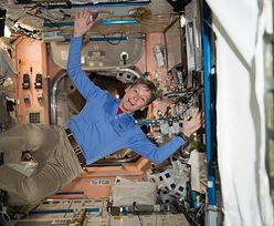 Najstarsza astronautka w historii. Bije kolejny rekord