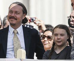 Ojciec Grety Thunberg martwi się o córkę