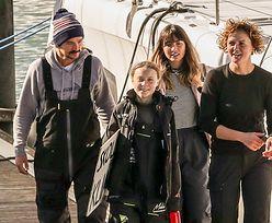 Płynęła przez Atlantyk z Gretą Thunberg. Ujawnia szczegóły podróży