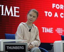 Greta Thunberg w Davos. Aktywistka ostrzega przed katastrofą