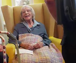 Policjanci aresztowali 104-latke. Spełnili jej największe marzenie