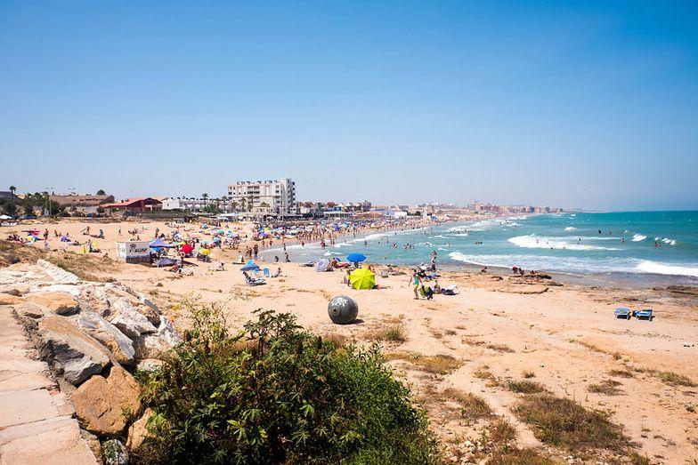 Hiszpania (Costa Blanca). Dzieci zaatakowane w morzu. Plaże zamknięte