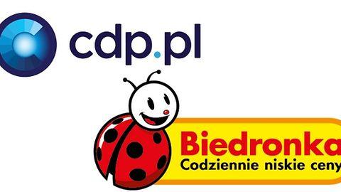 Pierwszego dnia promocji CDP.pl w Biedronce sprzedano aż 120 tys. gier