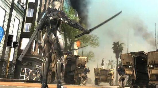 Autor Bayonetty nie ma nic wspólnego z Metal Gear Rising: Revengeance