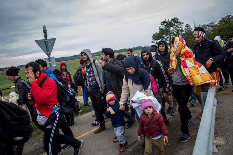 Austria boi się imigrantów. Nie zniosą kontroli na granicy z Węgrami i Słowenią