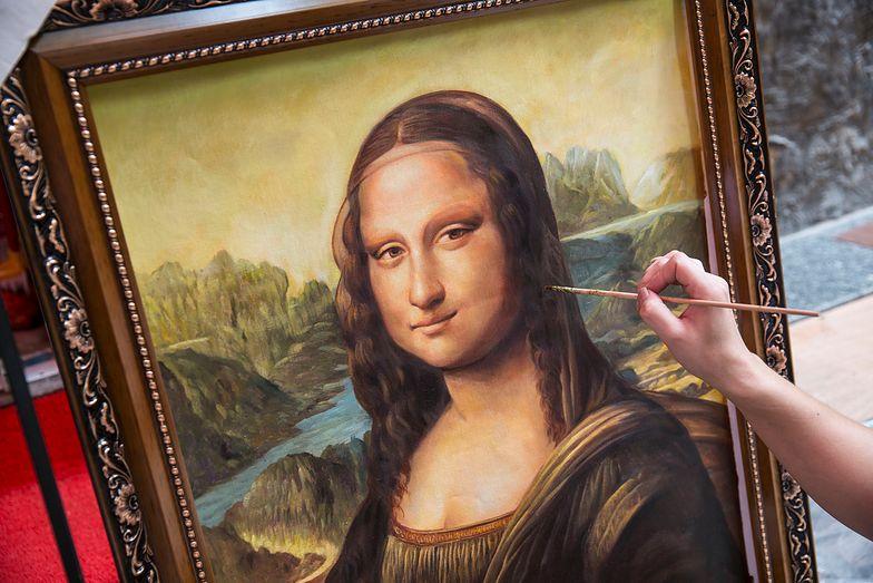Mona Lisa to nie kobieta. Leonardo miał namalować kochanka