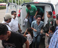 134 imigrantów porzuconych w przyczepie. Chcieli się dostać do USA
