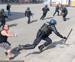 Starcia i zatrzymania we Francji. Policja użyła gazu łzawiącego