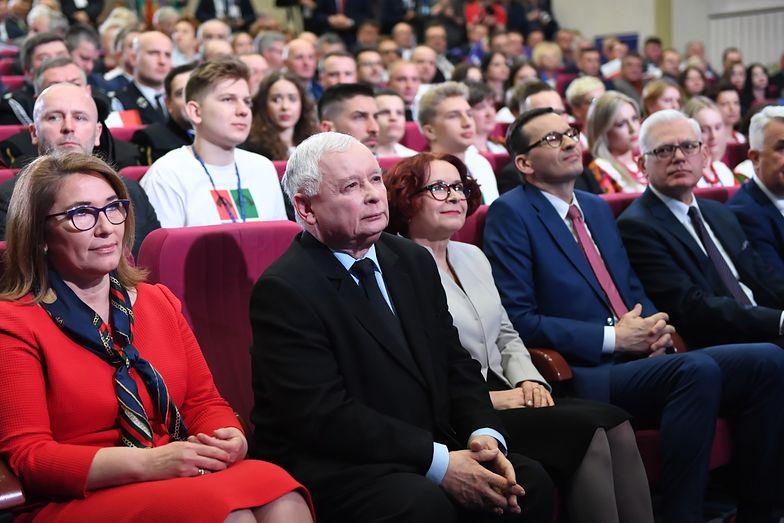 Według Jarosława Kaczyńskiego jeszcze nie nadszedł czas na przyjęcie euro