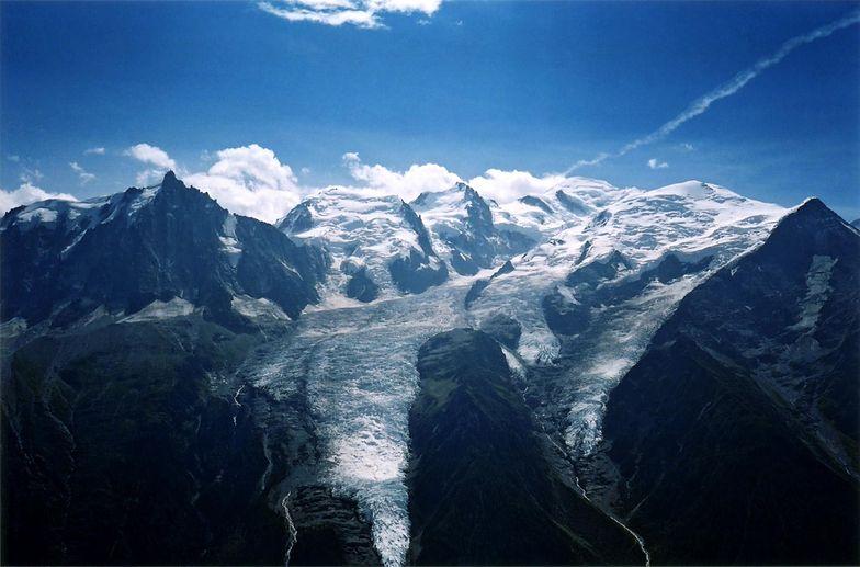 Tragedia na masywie Mont Blanc. Polka zginęła pod lawiną