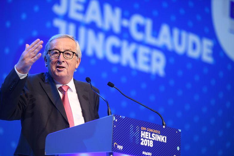 Budżet Unii Europejskiej. Juncker wzywa do porozumienia