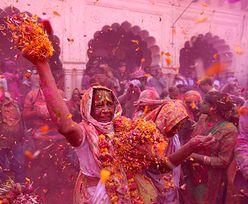 Indie obchodzą Holi. Tego święta zazdrości im cały świat
