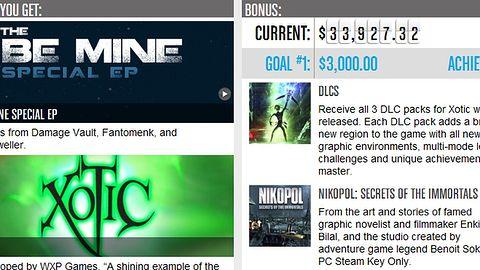 Be Mine Indie Bundle - gry, muzyka, pomaganie innym